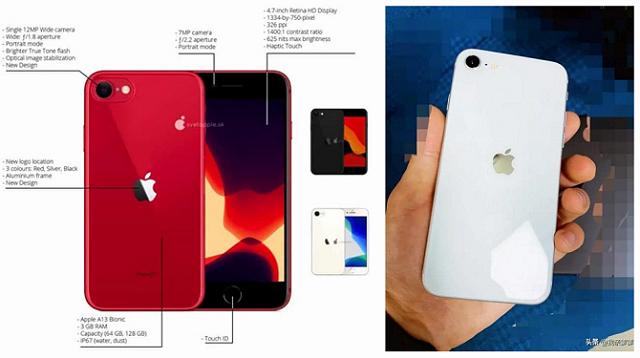 Mặt lưng iPhone 9 lộ diện