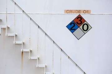 Giá dầu trái chiều do tác động từ Phố Wall