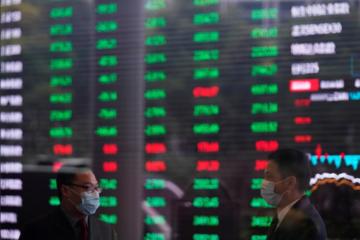 Chứng khoán châu Á tăng sau loạt quyết định hạ lãi suất trên thế giới