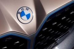 BMW công bố logo mới