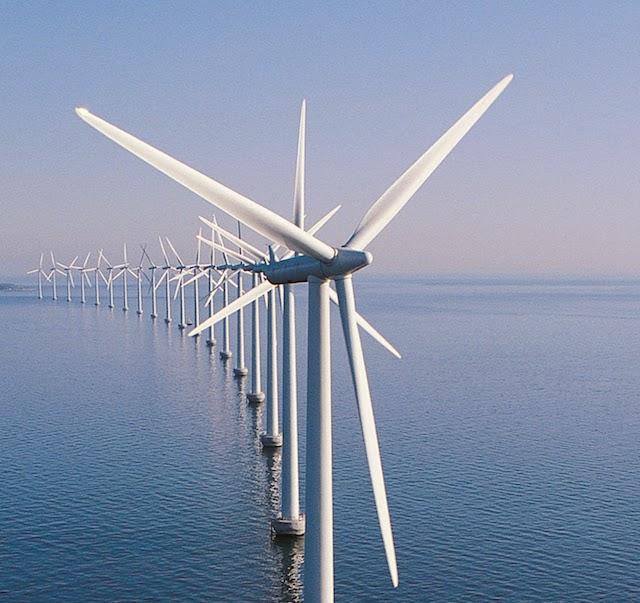 Khởi công dự án điện gió hơn 5.300 tỷ đồng ở Sóc Trăng