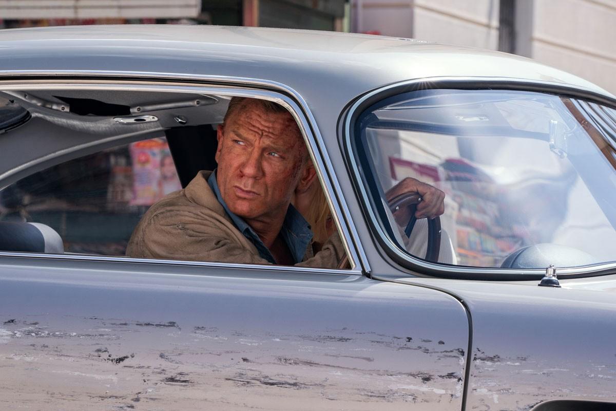 Bộ phim 007 mới nhất hoãn lịch chiếu do Covid-19