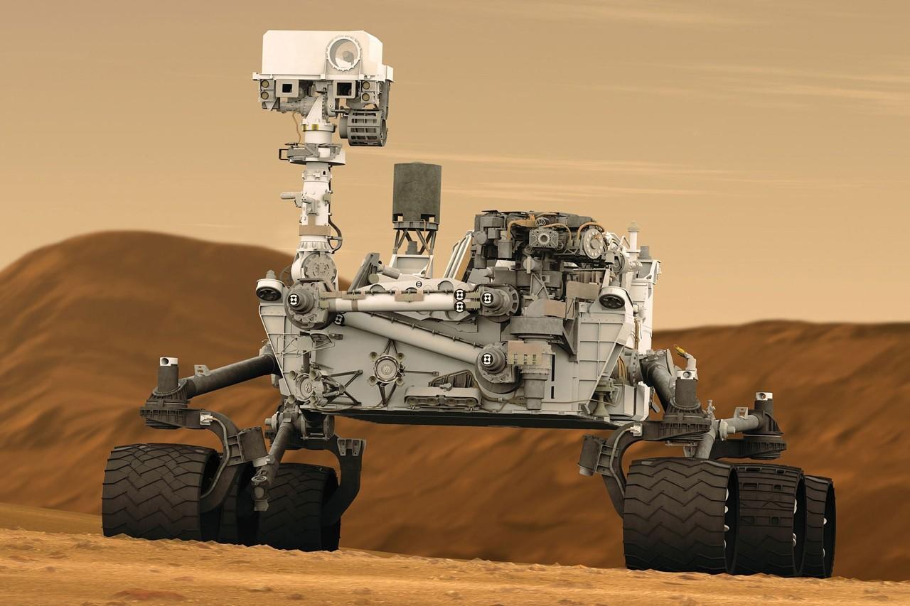 NASA công bố ảnh 1,8 tỷ pixel về bề mặt sao Hoả