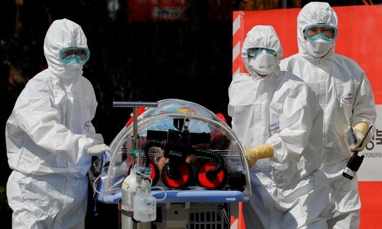 Hơn 101.000 người nhiễm nCoV trên thế giới