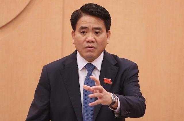 Chủ tịch Hà Nội kêu gọi người dân bình tĩnh trước Covid-19