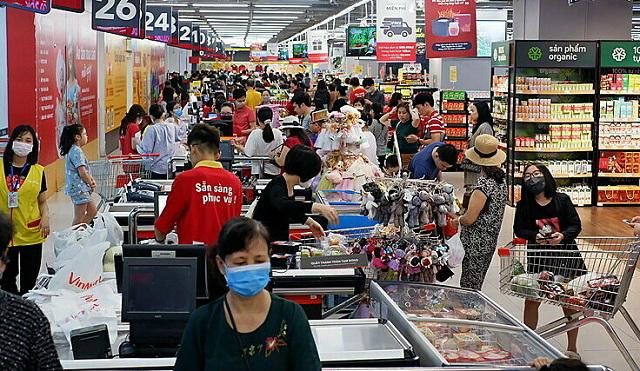 Nhiều siêu thị khẳng định không thiếu hàng