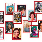 10 nữ nhân vật của năm trên bìa TIME thập niên 2010