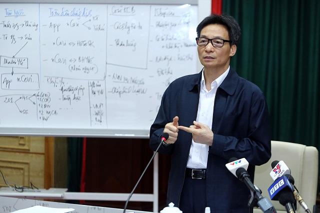 Việt Nam thực hiện khai báo sức khỏe toàn dân, chậm nhất từ 10/3
