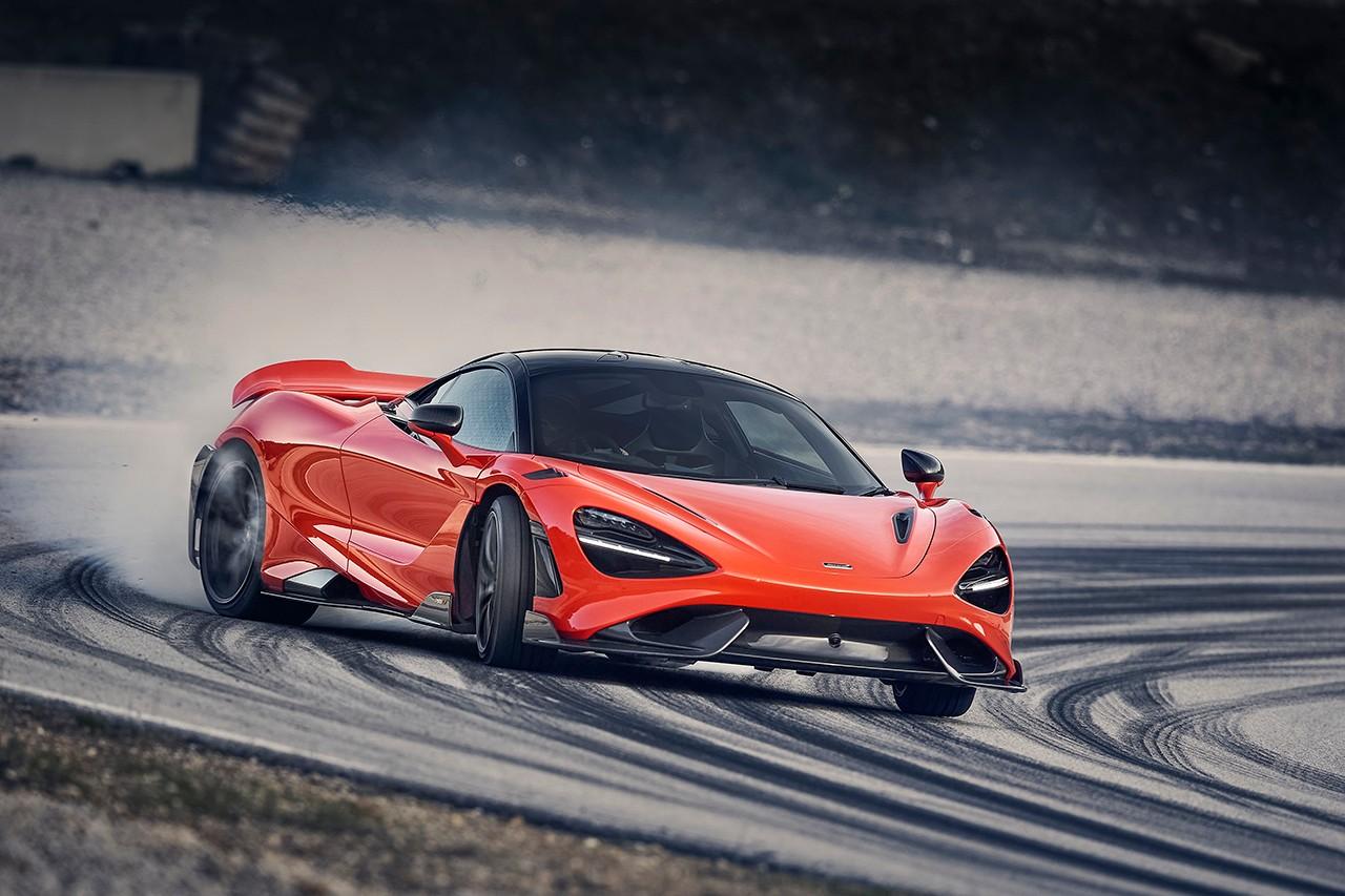 3 mẫu siêu xe giới hạn từ McLaren, Aston Martin và Bentley