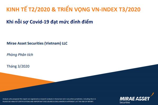 MASVN: Kinh tế tháng 2 và triển vọng VN-Index tháng 3