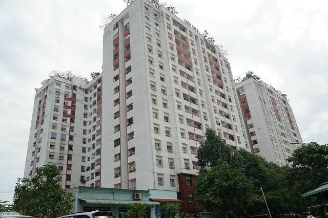 HoREA ủng hộ căn hộ 25 m2, đề xuất 4 yếu tố tránh tình trạng 'ổ chuột'