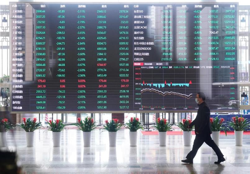 Chứng khoán châu Á tăng, thị trường cho thấy tín hiệu phục hồi