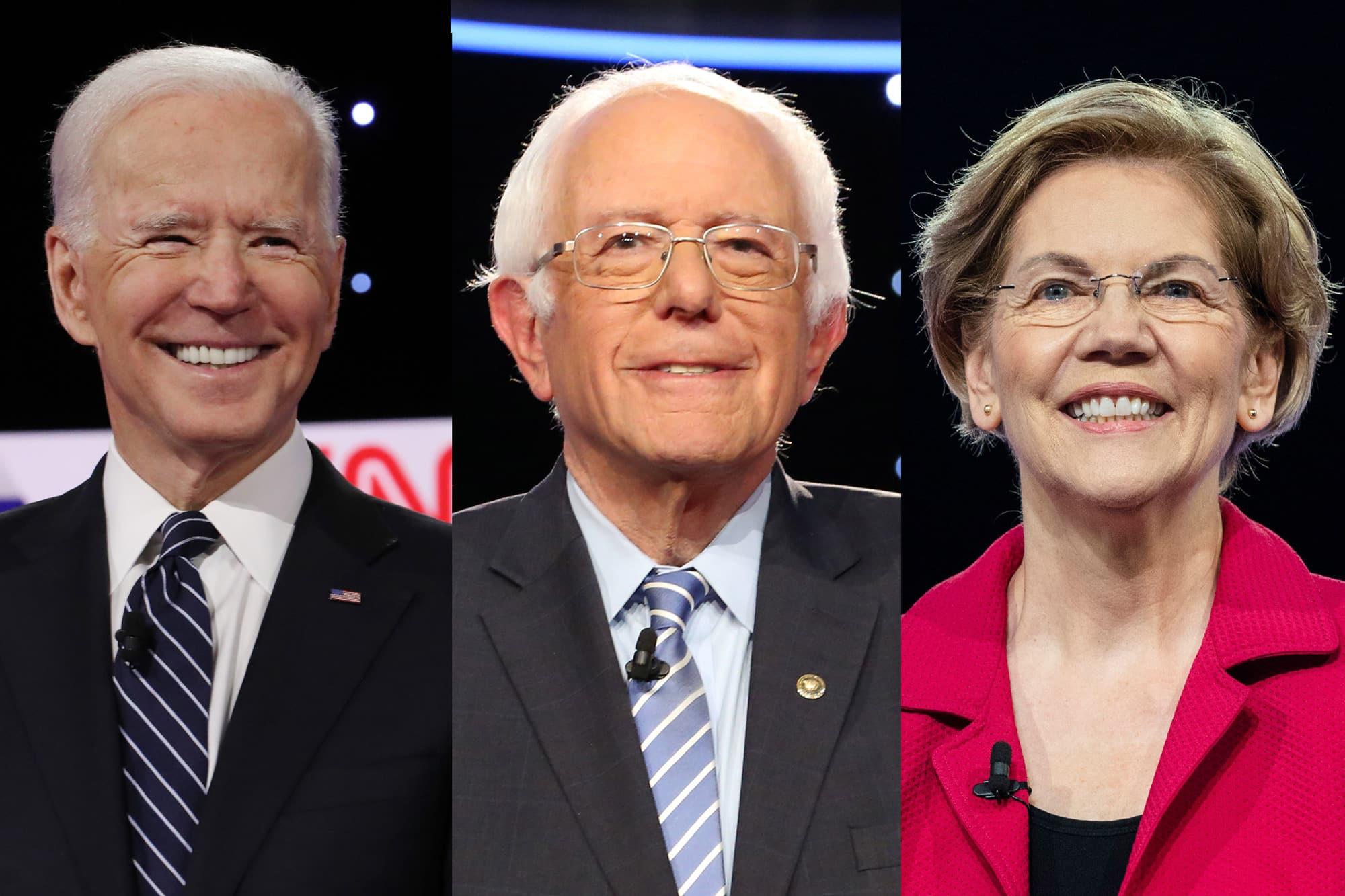 Siêu thứ Ba thay đổi cục diện cuộc đua vào Nhà Trắng của phe Dân chủ