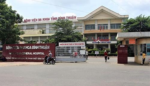 Thêm 3 người nhiễm Covid-19 tại Bình Thuận