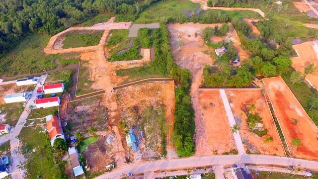 Kiến nghị bỏ quy định tách thửa với từng loại đất để ngăn chặn phân lô, bán nền tràn lan