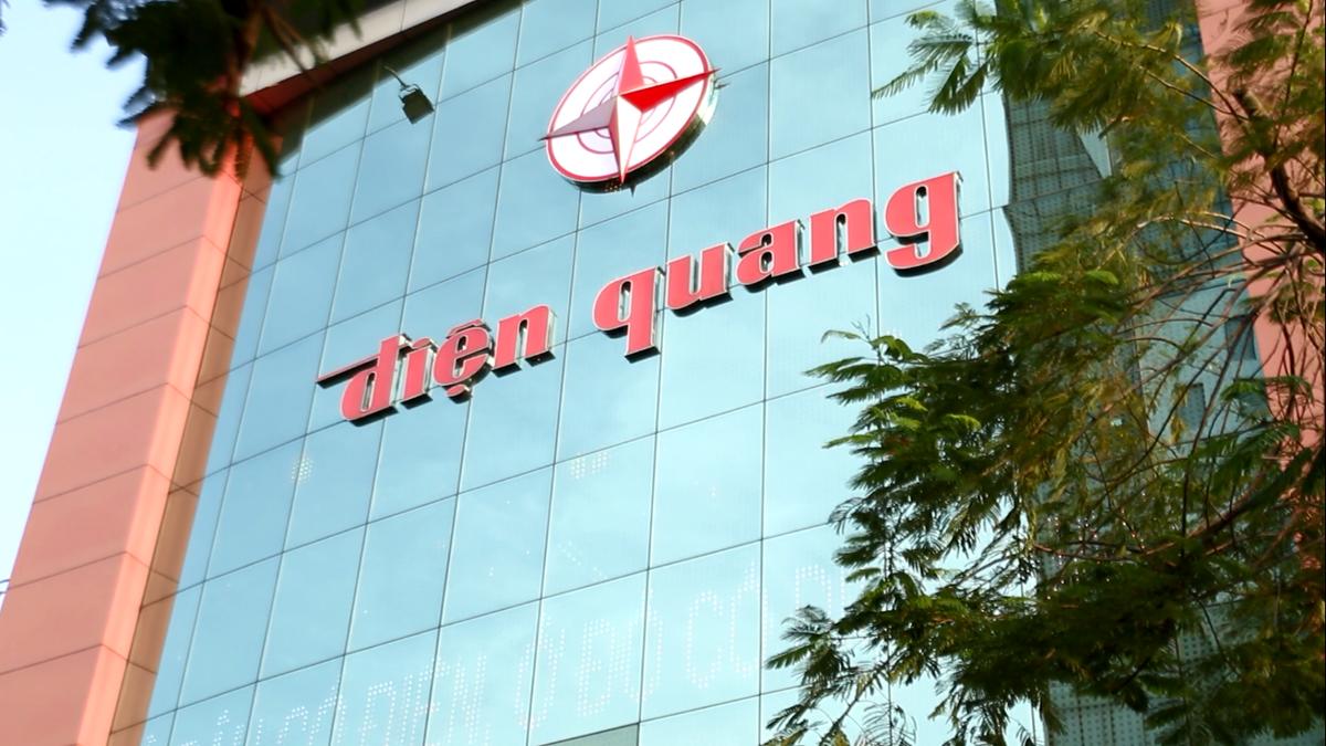 Bóng đèn Điện Quang chia cổ tức 10% bằng tiền