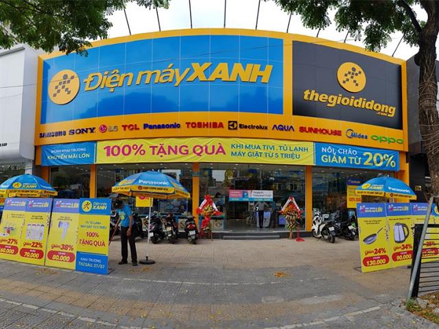 MWG tạm đóng siêu thị Điện Máy Xanh có nhân viên nhiễm Covid-19