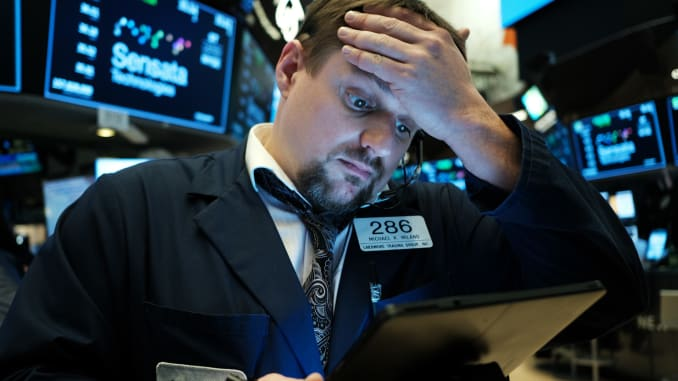 S&P lao dốc 7%, Phố Wall 'rút phích' lần hai trong tuần