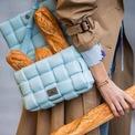 """<p> <strong>4.<span style=""""color:rgb(0,0,0);"""">Bottega Veneta</span></strong></p> <p class=""""Normal""""> Là một trong những nhà mốt hàng đầu của Italia, Bottega Veneta<span>được biết đến với nhiều thiết kế đóng đinh nên danh tiếng như thiết kế đan da Intrecciato trứ danh hay một biểu tượng khác là The Pouch, chiếc túi bán chạy nhất trong lịch sử thương hiệu.</span></p> <p class=""""Normal""""> Năm được sở hữu bởi Kering: 2001</p> <p class=""""Normal""""> <span>Phân khúc: Thời trang xa xỉ</span><br /><br /><span>Hiện nay người nắm giữ linh hồn của Bottega là Giám đốc sáng tạo Daniel Lee. Ông đã biến Bottega Veneta, thương hiệu thành lập từ năm 1996 đến nay vừa nhập cuộc hơi thở thời trang đương đại vừa đưa những giá trị cổ điển của hãng lên ngôi, trở thành một trong những thương hiệu thời trang nổi tiếng nhất.</span></p>"""