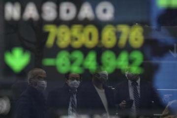 Cổ phiếu thế giới rơi vào thị trường giá xuống, một số thị trường phải dừng giao dịch