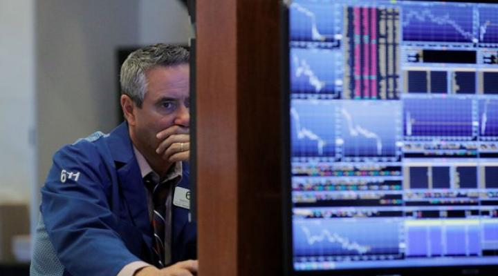 Phố Wall giảm gần 10%, Dow Jones có phiên tệ nhất kể từ năm 1987