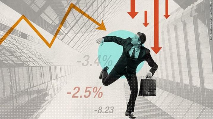 Lực cầu bắt đáy mạnh, VN-Index giảm còn 7 điểm