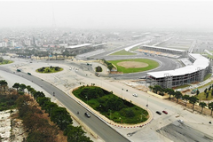 Hoãn giải đua F1 tại Việt Nam