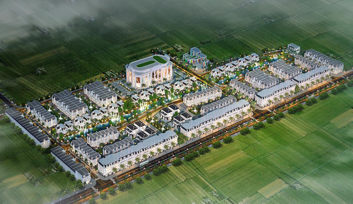 Hưng Yên duyệt đồ án quy hoạch chi tiết khu nhà ở Newcity