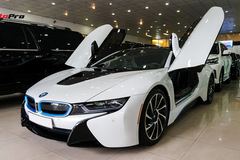 BMW ngừng sản xuất mẫu xe i8 nổi tiếng