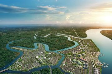 Đô thị sinh thái Aqua City thu hút nhờ công nghệ xanh và thông minh