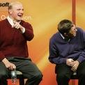 <p> Cũng tại Đại học Harvard, Gates đã gặp Steve Ballmer - người mà sau này ông đã mời đến làm việc cho Microsoft và bổ nhiệm chức vụ CEO của công ty. (Ảnh: <em>AP</em>)</p>