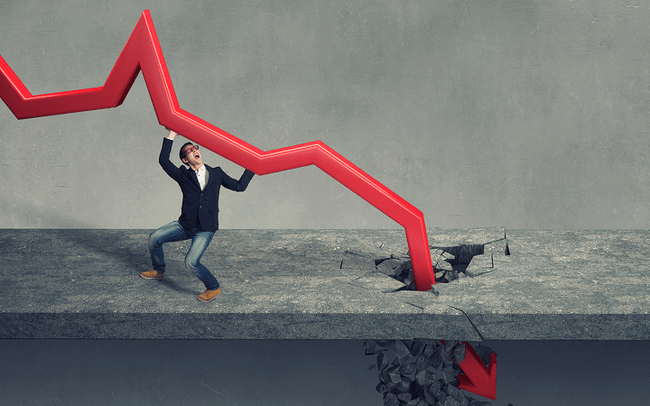 Vốn hóa TTCK Việt Nam mất 26,3 tỷ USD trong một tuần, khối ngoại đẩy mạnh bán ròng gần 2.100 tỷ đồng