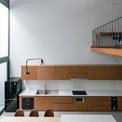 <p> Định hướng của nhóm thiết kế là xây dựng một cấu trúc nhà đơn giản, không có tường, chỉ cần cửa kính trượt và rèm cửa để tạo ra một không gian nhẹ nhàng, tự do và mang lại luồng không khí dễ chịu nhất.</p>