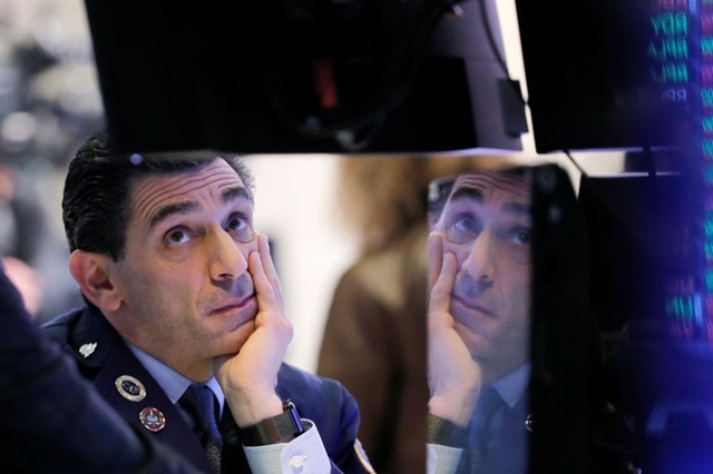 Giới quan sát thị trường cho rằng hành động của Fed làm gợi nhớ lại thời khủng hoảng tài chính hơn 10 năm trước. Ảnh: Reuters.