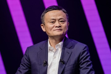 Jack Ma bắt đầu dùng Twitter