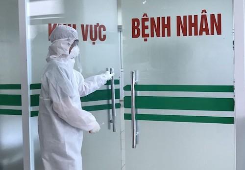 Việt Nam ghi nhận ca nhiễm Covid-19 thứ 60