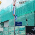 """<p> Dự án sở hữu 4 mặt tiền gồm Phạm Ngũ Lão, Phó Đức Chính, Lê Thị Hồng Gấm, Calmette, được đánh giá có vị trí """"vàng"""" ở trung tâm quận 1, TP HCM.</p>"""