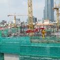 <p> Dự án có diện tích đất hơn 8.500 m2, thời hạn sử dụng 50 năm kể từ tháng 4/2013. Tổng vốn đầu tư dự án vào khoảng 12.000 tỷ đồng, dự kiến hoàn thành năm 2017.</p>