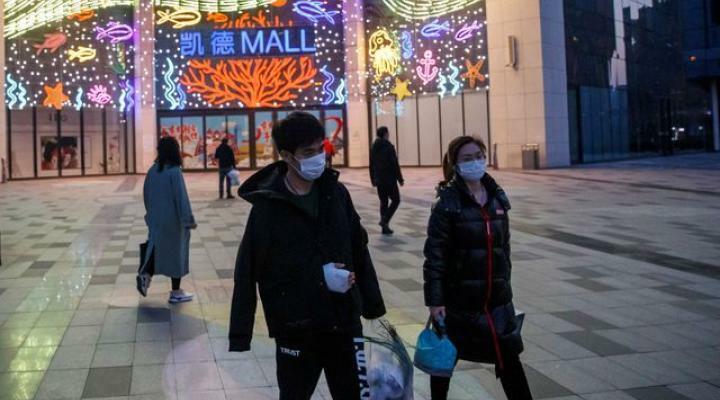 GDP Trung Quốc có thể giảm 9% quý I