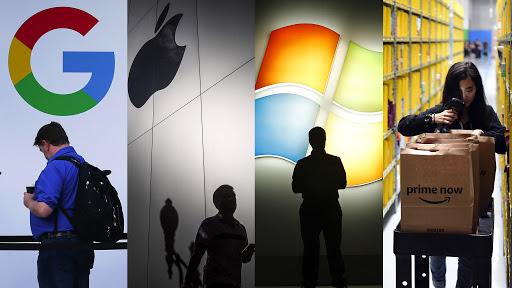 Các đại gia công nghệ choáng váng vì bị 'bốc hơi' hơn 1.300 tỷ USD