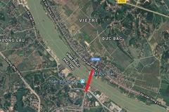 Phê duyệt chủ trương đầu tư dự án cầu 332 tỷ đồng nối Vĩnh Phúc và Phú Thọ