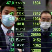 Chứng khoán châu Á giảm, thị trường tương lai tại Mỹ lại ngắt giao dịch