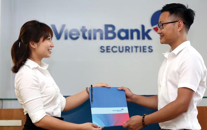 VietinBank Securities muốn mua 2 triệu cổ phiếu quỹ