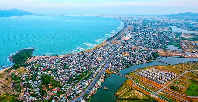Đà Nẵng vừa được phê duyệt điều chỉnh quy hoạch tổng thể đến 2020 và tầm nhìn đến 2030, là một trong những trung tâm kinh tế - xã hội lớn của các nước và Đông Nam Á. Ảnh:TN.