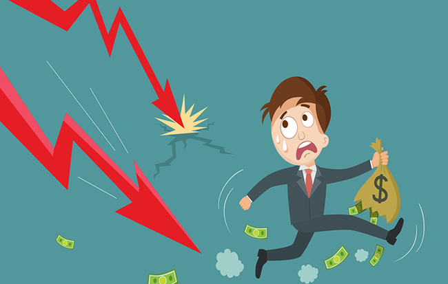 VN-Index giảm gần 22 điểm, cổ phiếu nhỏ giảm sàn hàng loạt