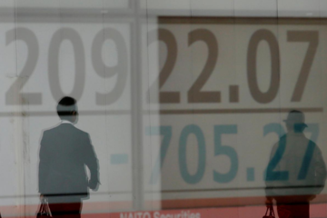 3 thị trường phải 'rút phích', chứng khoán châu Á xuống thấp nhất gần 4 năm
