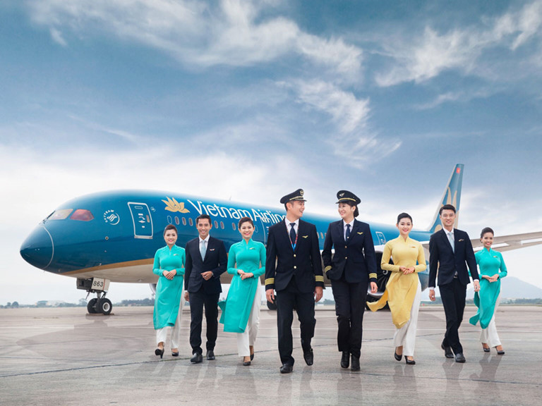 Vietnam Airlines dừng khai thác đường bay giữa Việt Nam với Nga, Đài Loan