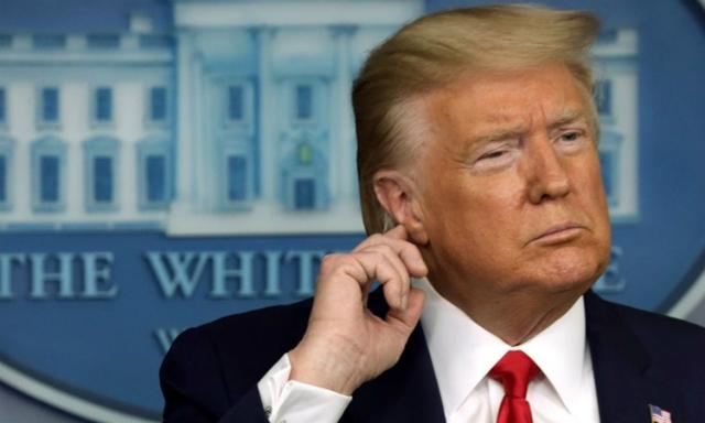 Trump gọi Covid-19 là 'kẻ thù không xứng tầm'