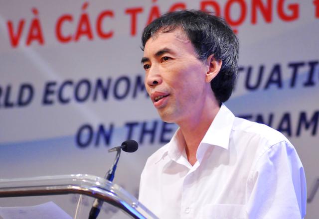 Ông Võ Trí Thành: Năm nay GDP tăng 5% đã là tích cực