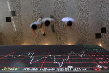 Trung Quốc giữ nguyên lãi suất, chứng khoán châu Á phục hồi
